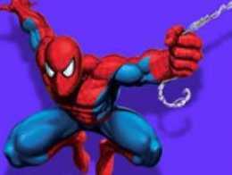 لعبة سبايدر مان الرجل العنكبوت المحارب Spider Warrior - العاب ميزو